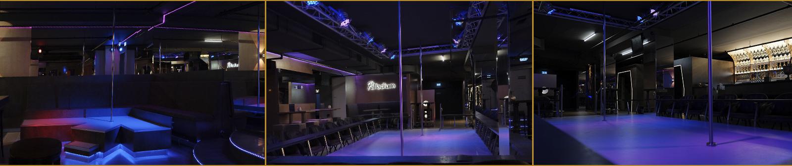Die einzige Tabledance Bar im Herzen von Bielefeld